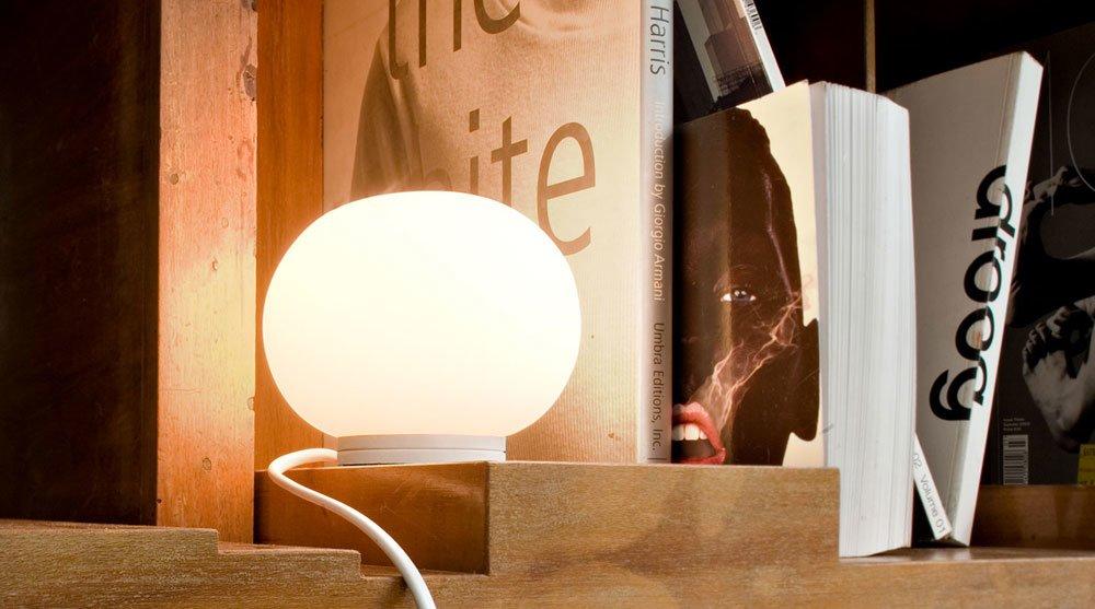 Lampada Mini Glo-Ball T